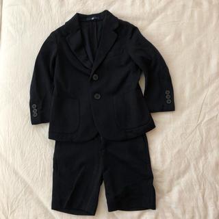 ユニクロ(UNIQLO)のUNIQLO◆ジャケットセット(ドレス/フォーマル)