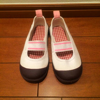 ムーンスター(MOONSTAR )の美品 MOON STAR 上履き 15.0cm(スクールシューズ/上履き)