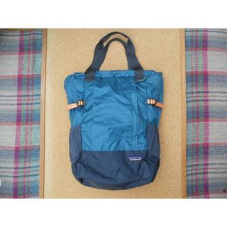 patagonia - パタゴニア LW Travel Tote Pack TATE