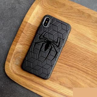 スパイダーマン 蜘蛛 クモ iPhoneケース(iPhoneケース)
