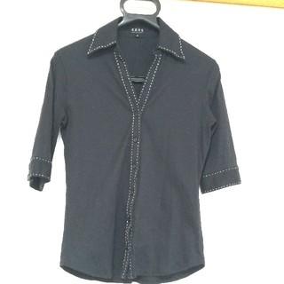 マイケルコース(Michael Kors)のマイケルコース レディースシャツ(シャツ/ブラウス(半袖/袖なし))
