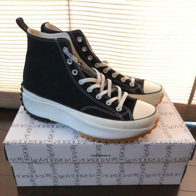 J.W.ANDERSON(ジェイダブリューアンダーソン)のCONVERSE JW Anderson RUN STAR HIKE 27cm メンズの靴/シューズ(スニーカー)の商品写真