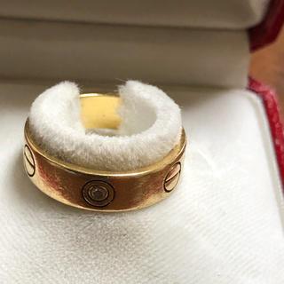カルティエ(Cartier)のカルティエ ラブリング #56(リング(指輪))