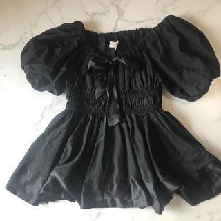 ダブルスタンダードクロージング(DOUBLE STANDARD CLOTHING)のsov. ボリュームトップス(カットソー(半袖/袖なし))