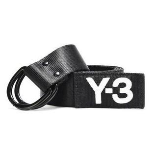 Y-3 - Y - 3 ロゴ ベルト LOGO BELT ワイスリー ブラック