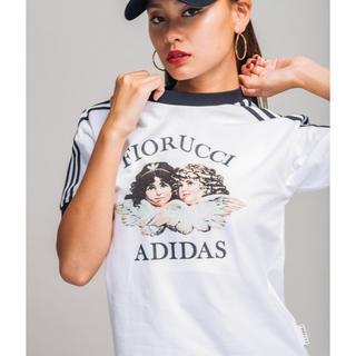 adidas - adidas × FIORUCCI Tシャツ