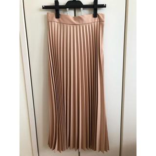 ZARA - ザラ プリーツスカート ロングスカート