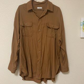 ローリーズファーム(LOWRYS FARM)のCPOシャツ(シャツ/ブラウス(長袖/七分))
