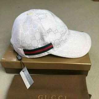 Gucci - 新品未使用 グッチ キャップ