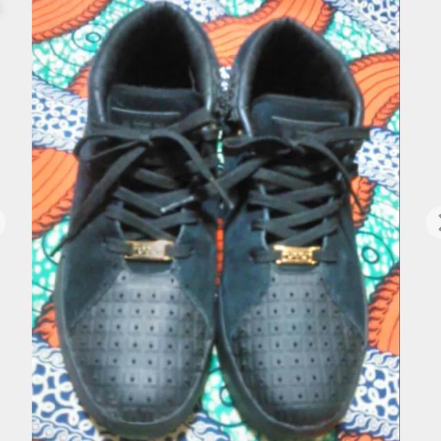 NIKE(ナイキ)のNIKE★LEBRON XIII LIFESTYLE★ROCK★10★美品 メンズの靴/シューズ(スニーカー)の商品写真