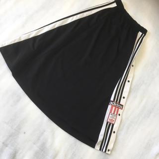 アディダス(adidas)の美品★adidas originals ロングスカート★(ロングスカート)