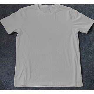 ムジルシリョウヒン(MUJI (無印良品))の無印白Tシャツ XL(Tシャツ/カットソー(半袖/袖なし))