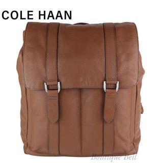 コールハーン(Cole Haan)のコールハーン コルビー レザー バックパック ウッドベリー(バッグパック/リュック)