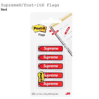 シュプリーム(Supreme)のSupreme Post-it Flags 付箋(ノート/メモ帳/ふせん)