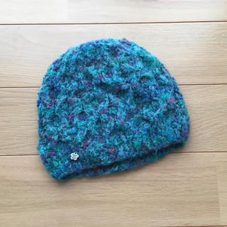 アナスイミニ(ANNA SUI mini)のニット帽 帽子 アナスイ ミニ anna sui mini(帽子)