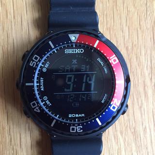 セイコー(SEIKO)の【momotenさん専用】セイコー プロスペック  SBEP003(腕時計(デジタル))
