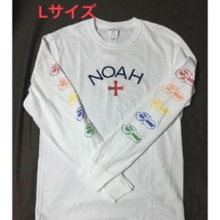 Supreme - 【新品未使用 L】NOAH:CORE Logo Top-Sider L/Sシャツ