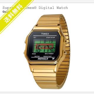 送込Supreme®/Timex® Digital Watch