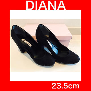 DIANA - ☆増税前の期間限定SALE開催中☆ダイアナ DIANA パンプス 23.5cm
