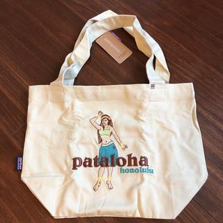 patagonia - 新品✴︎パタゴニアホノルル限定刺繍トートバッグ