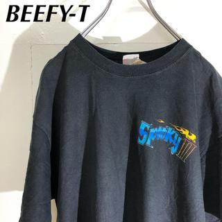 BEEFY-T Tシャツ 流行柄 XL(Tシャツ/カットソー(半袖/袖なし))