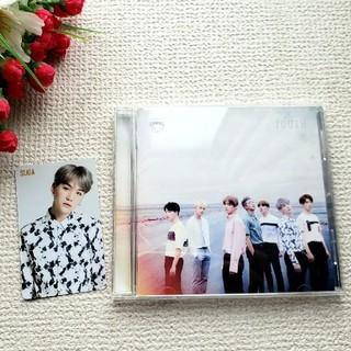 防弾少年団(BTS) - YOUTH アルバム ユンギトレカ付