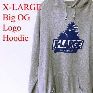 XLARGE - X-LARGE エクストララージ OG ゴリラ パーカー