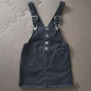 エイチアンドエム(H&M)のH&M ジャンパースカート(ワンピース)