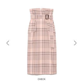 frayid ハイウエストタイトスカート