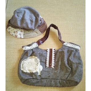 セラフ(Seraph)のseraph リバーシブルハット&バッグ(帽子)