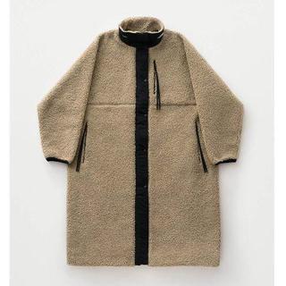 HYKE - HYKE×THE NORTH FACE Tec Boa Coat