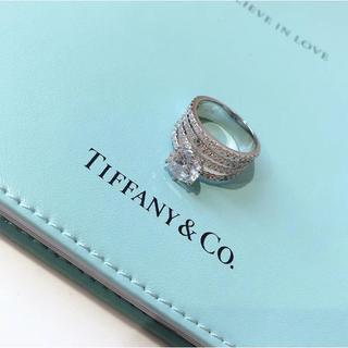 ティファニー(Tiffany & Co.)の人気品 レディース リング (リング(指輪))