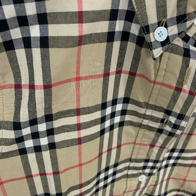 BURBERRY(バーバリー)のburberry  バーバリー シャツ 長袖   レディースのトップス(シャツ/ブラウス(長袖/七分))の商品写真