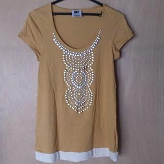 スライ(SLY)のSLY スタッズデザインTシャツ(Tシャツ(半袖/袖なし))