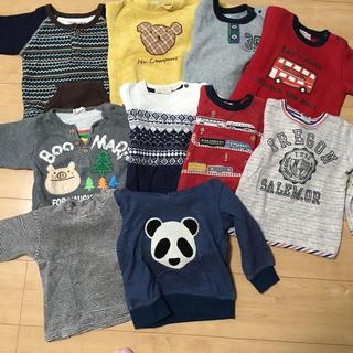 男児冬服まとめ売り(90〜95)