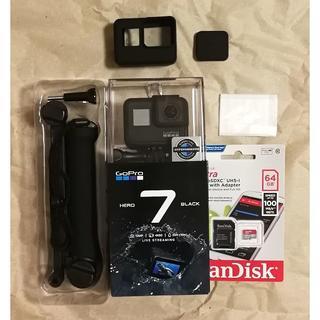 GoPro - セール新品64GBセットGoPro HERO7 BLACK