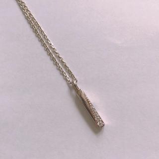 ヨンドシー(4℃)の4℃  ネックレス(ネックレス)