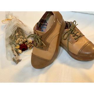 ジエンポリアム(THE EMPORIUM)のTHE EMPORIUMローファー風ヒール(ローファー/革靴)