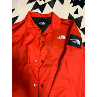 THE NORTH FACE - THE NORTH FACE coach jacket  supreme