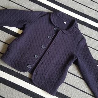 MUJI (無印良品) - MUJI 無印良品 キルティングジャケット 110
