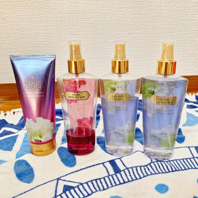 Victoria's Secret(ヴィクトリアズシークレット)のヴィクトリアズシークレット ボディクリーム ボディクリームミスト コスメ/美容のボディケア(ボディクリーム)の商品写真
