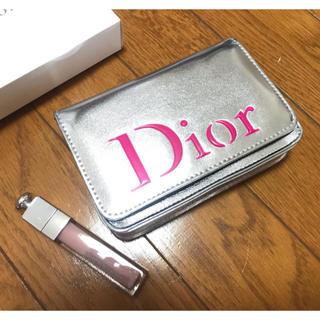 ディオール(Dior)の❤︎DIOR ノベルティポーチ❤︎(ノベルティグッズ)