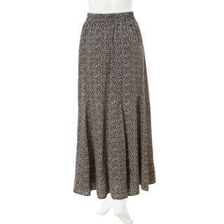フィフス(fifth)の小花柄ロングスカート 人気商品(ロングスカート)