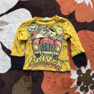 コンベックス(CONVEX)の54: ロンT   コンベックス  80(Tシャツ)