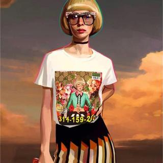Gucci - イグナシモンレアル×GUCCI tシャツ