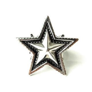 コディサンダーソン ■ Medium Starミディアムスターシルバーリング(リング(指輪))