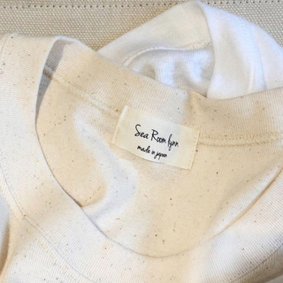 シールームリン(SeaRoomlynn)のオールドコット LONG Tシャツ ナチュラル(Tシャツ/カットソー(七分/長袖))