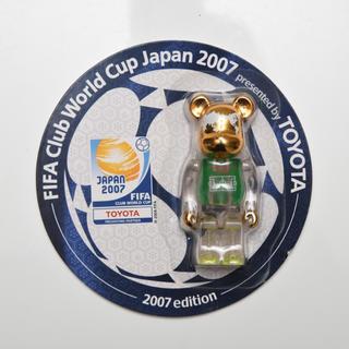メディコムトイ(MEDICOM TOY)のFIFA Club World Cup Japan 2007 BE@RBRICK(記念品/関連グッズ)