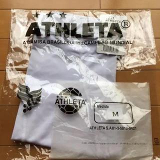 ATHLETA - アスレタ スパッツ 白 サイズM