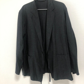 コモリ(COMOLI)のCOMOLI 作務衣ジャケット(テーラードジャケット)